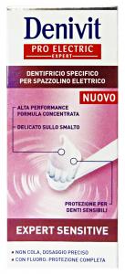 DENIVIT dent.pro electric expert - Dentifricio