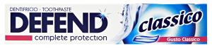 DEFEND Dent.classico 75 ml. - Dentifricio