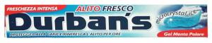 DURBAN'S Dentifricio alito fresco 75 ml. - Dentifricio