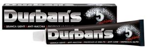 DURBAN'S Dentifricio 5 actions 75 ml. - Dentifricio