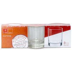 Bicchiere Vino Cortina Bormioli 20 cl (48PZ)