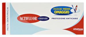 EMOFORM Toothpaste Anticaries + spazzolino For hygiene Oral