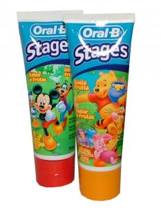 ORAL-B Dent.disney frutta 75 ml. - Dentifricio