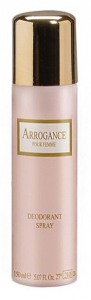 Arrogance Pour Woman Deodorant Spray 150 Ml Deodorants For The Body