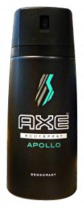 AXE Deodorant Spray Apollo 150 ml Hygiene Und Körperpflege