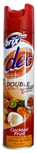 BRIX Spray COCKTAIL FRUIT Deodoranti  Candele e Profumatori