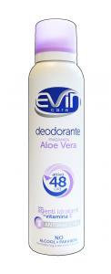 EVIN Deodorante spray aloe vera 150 ml. - deodoranti donna