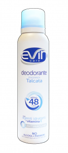 EVIN Deodorante spray talco 150 ml. - deodoranti donna
