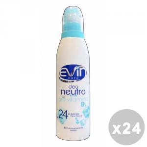 EVIN Set 24 EVIN Deodorante vapo neutro 150 ml. - deodoranti donna