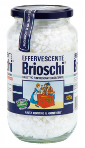 Brioschi Digestive Vase 250 Gr Cosmetics