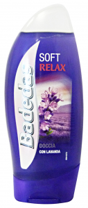 Badedas Shower Soft Relax Lavender 250 Ml - Shower Foam