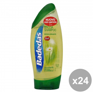 Set 24 Badedas Shower Shampoo Re-balancing 250 Ml Soaps And Cosmetics
