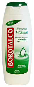 BOROTALCO Shower Moisturizing 250 ml Soaps And Cosmetics