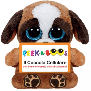 TY Peek A Boos Pups Animale Peluches Giocattolo 388