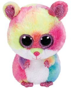 TY Beanie Boos 28Cm Rodney Orso Peluches Giocattolo 533