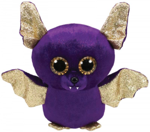 TY Beanie Boos 28Cm Count Uccello Volatile Peluches Giocattolo 595