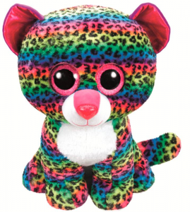 TY Beanie Boos 42Cm Dot Animale Bosco Peluches Giocattolo 685