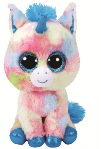 TY Beanie Boos 15Cm Blitz Animale Peluches Giocattolo 414