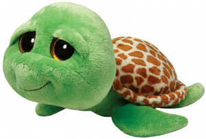 TY Beanie Boos 28Cm Zippy Animale Peluches Giocattolo 696