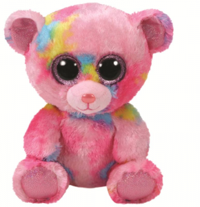 TY Beanie Boos 15Cm Franky Orso Peluches Giocattolo 145