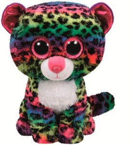 TY Beanie Boos 28Cm Dot Animale Bosco Peluches Giocattolo 967