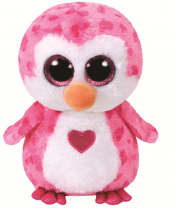 TY Beanie Boos 28Cm Juliet Uccello Volatile Peluches Giocattolo 239