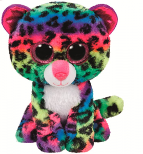 TY Beanie Boos 15Cm Dot Animale Peluches Giocattolo 615