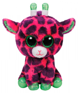 TY Beanie Boos 15Cm Gilbert Animale Bosco Peluches Giocattolo 538