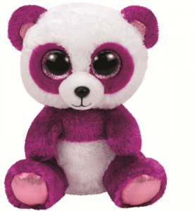 TY Beanie Boos 15Cm Boom Boom Animale Peluches Giocattolo 305