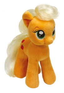 TY Mlp Apple Jack 18Cm Animale Peluches Giocattolo 603