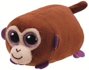 TY Teeny Monkey Boo Animale Peluches Giocattolo 747