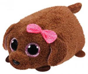TY Teeny Maggie Cane Peluches Giocattolo 135
