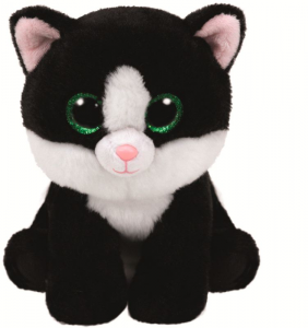 TY Beanie Babies 15Cm Ava Gatto Peluches Giocattolo 487