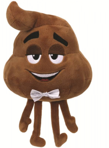 TY Emoji 20Cm Poop Sr Animale Peluches Giocattolo 421