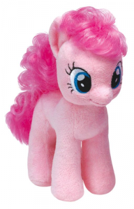 TY Mlp Pinkie Pie 28Cm Animale Peluches Giocattolo 867