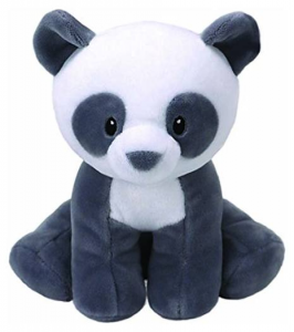 TY Baby 28Cm Mittens Panda Animale Bosco Peluches Giocattolo 696
