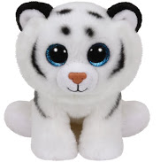 TY Beanie Babies 28Cm Tundra Animale Bosco Peluches Giocattolo 767