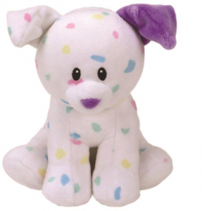TY Baby 15Cm Sprinkles Cane Peluches Giocattolo 162