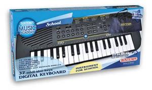 BONTEMPI Tastiera Digitale 37 Tasti Passo Medio Fa Do , 100 Suoni 100 Ritmi 10 850