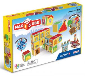 GEOMAG Geomag Magicube Castles & Homes Costruzioni Prima Infanzia Giocattolo 642
