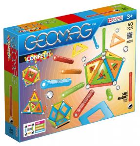 GEOMAG Geomag Confetti 50 Pcs Costruzioni Gioco Bambino Bambina Giocattolo 622