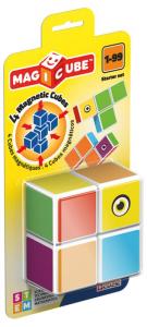 GEOMAG Geomag Magicube Starter Set Costruzioni Gioco Bambino Bambina Giocattolo 424