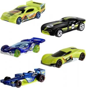 MATTEL Hot Wheels Valentino Rossi Vr46 Assortito Auto Gioco Maschio Bimbo  792