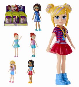 MATTEL Polly Packet Mini Dolls Basic Assortitoo Personaggi Playset Gioco Femmina 816