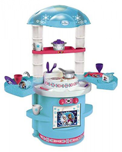 Smoby Disney Frozen Cuc 7600310706 Full Kitchen Game Female Girls Girls 473