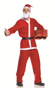 Apitalia Costume Santa Claus Santa Claus - Clothes And Accessories Gift 486