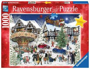 RAVENSBURGER Puzzle 1000 Pezzi Foto & Paesaggi Tempo Di Natale Puzzle Giocattolo 283