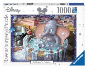 RAVENSBURGER Puzzle 1000 Pezzi Disney Disney Classics Dumbo Puzzle Giocattolo 793