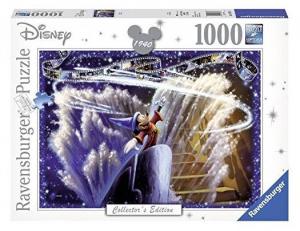 RAVENSBURGER Puzzle 1000 Pezzi Disney Disney Classics Fantasia Puzzle Giocattolo 334