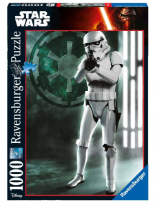 RAVENSBURGER 1000 Puzzle Pieces Disney Star Wars Ultimate Collection Imperial 238